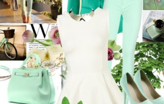 Fashion Fun: Going Green!