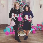 Getting decked out for the holidays with the fabulous colleenlopezhsnhellip