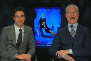 Project Runway's Tim Gunn & Zac Posen
