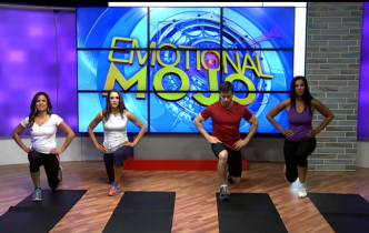 7 Minute Workout With Chris Jordan!