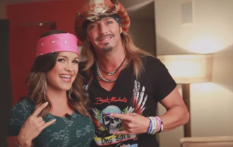 Bret Michaels – Talking Philanthropy, Dreaming… and Bandanas!