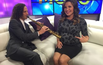 #TBT – My Kenny G Serenade!