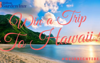 GIVEAWAY: Win a Vacation to Hawaii