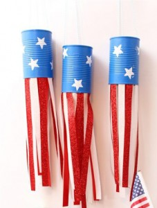 Easy and Fun July 4th Crafts