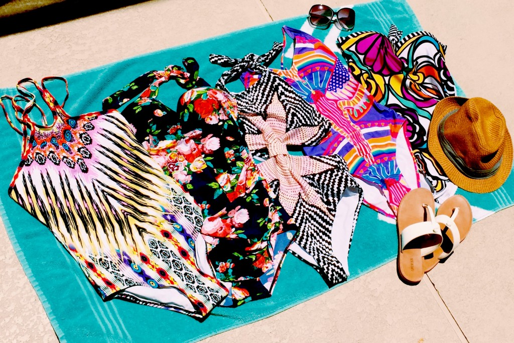 5 Stylish One Piece Swimsuits Under $25