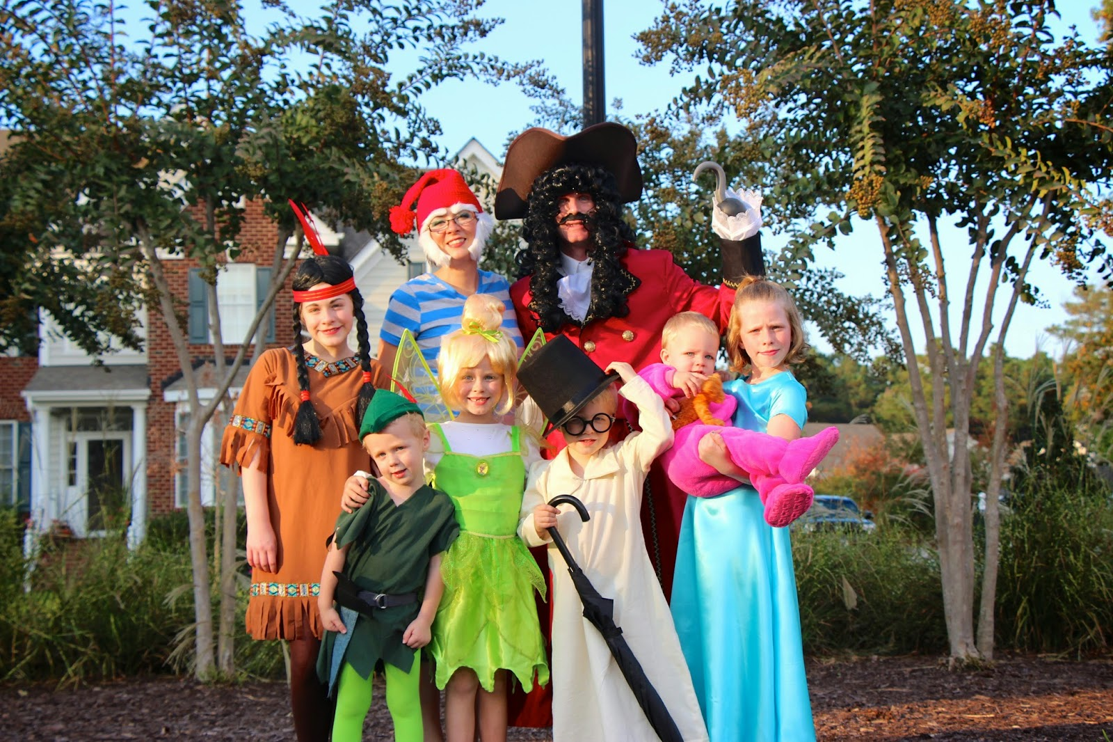 Halloween Costumes Your Family Will Find Thrilling - Michelle Yarn